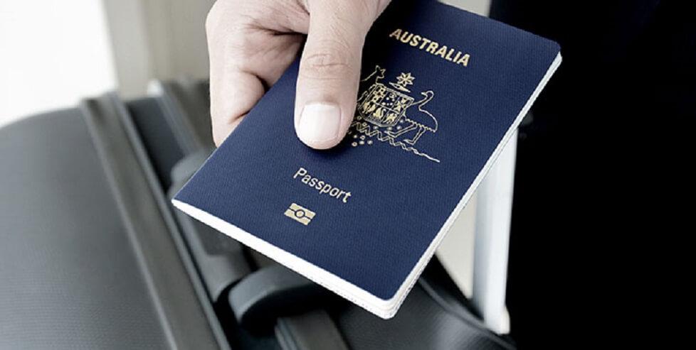جواز السفر الاسترالي