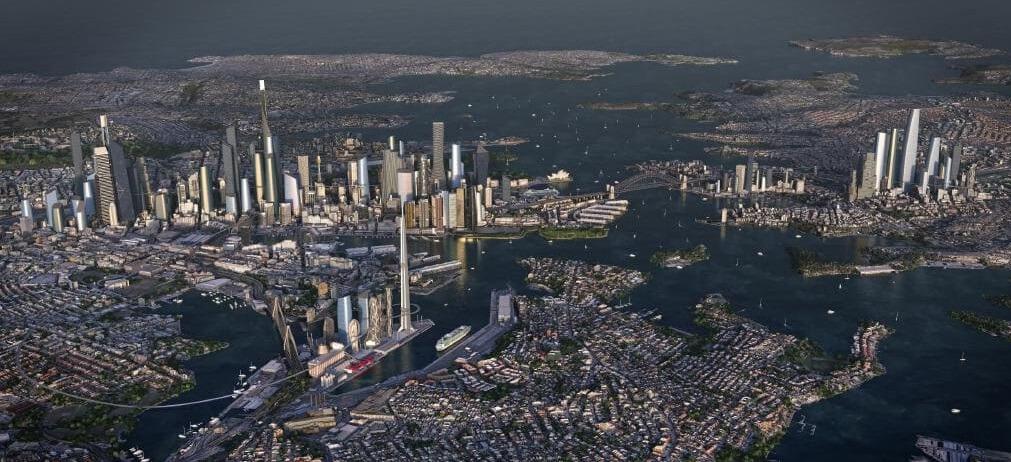 مدن استراليا