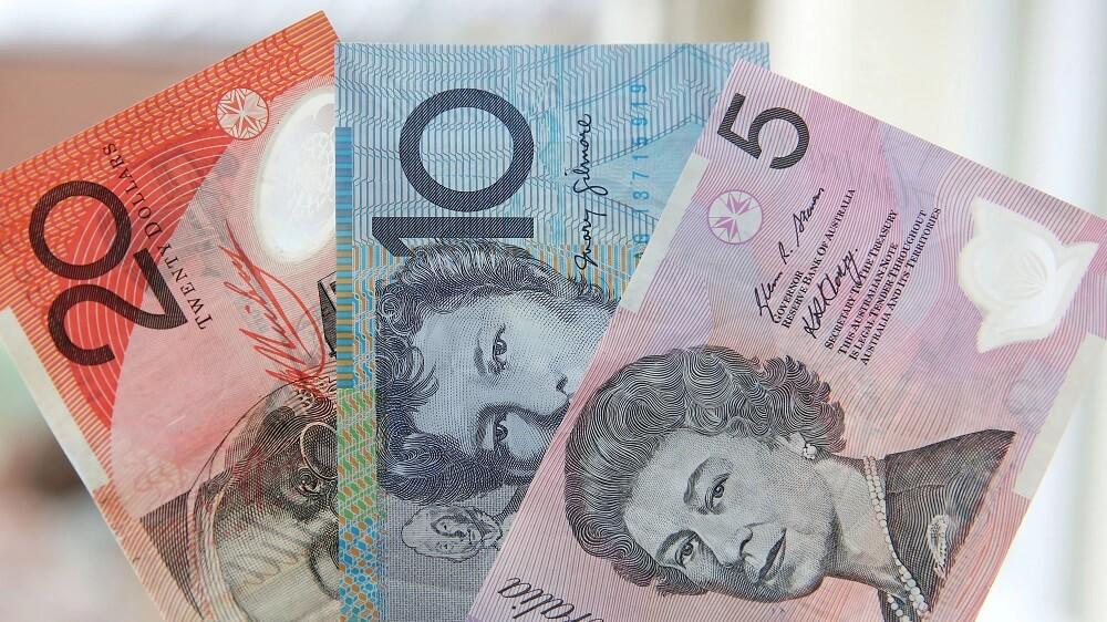 العملة الاسترالية
