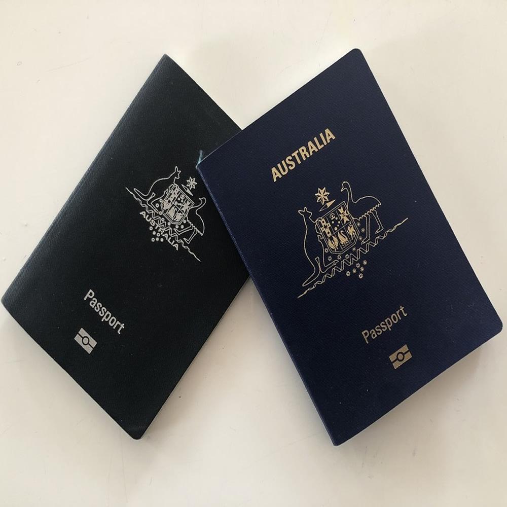 جواز سفر استراليا
