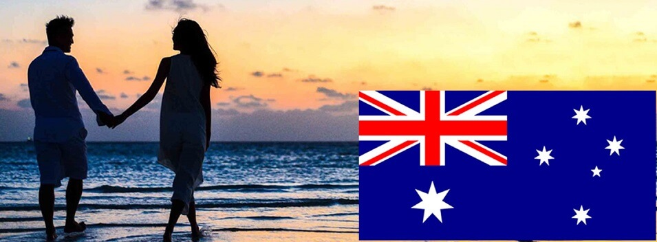 لم شمل الزوج في استراليا