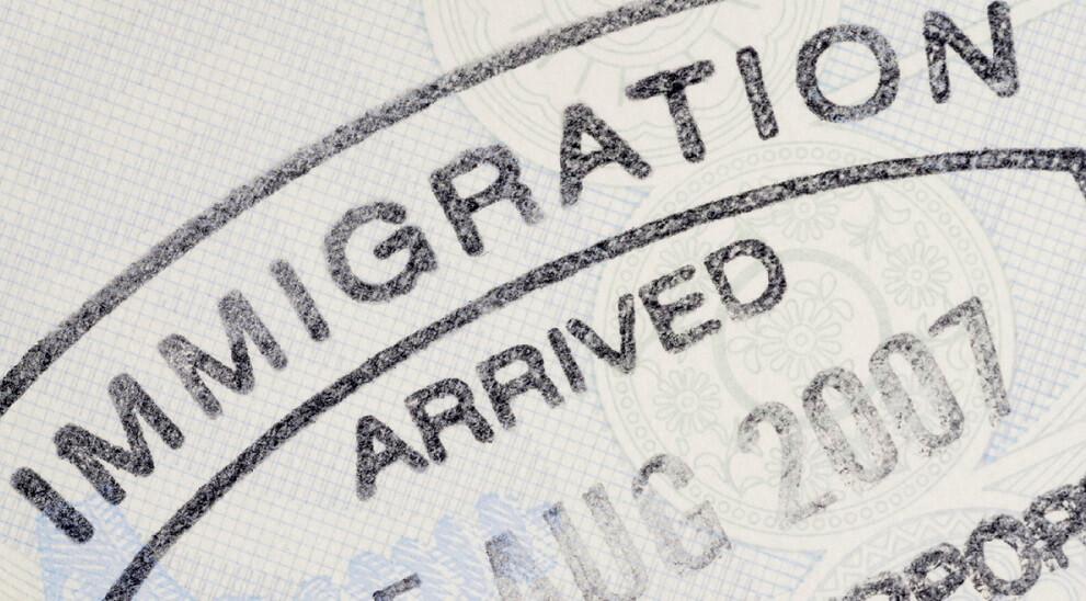 موقع الحكومة الاسترالية للهجرة
