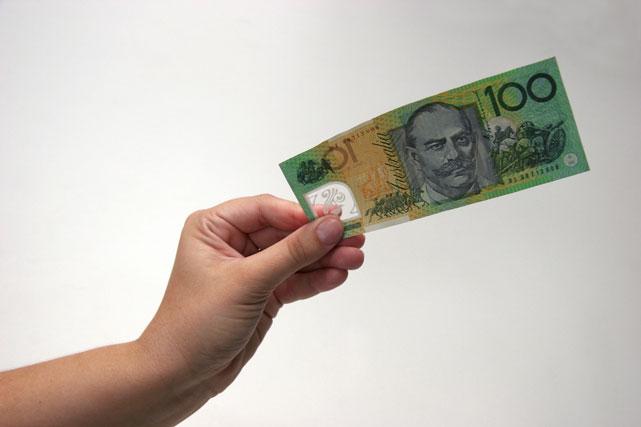 دولار أسترالي