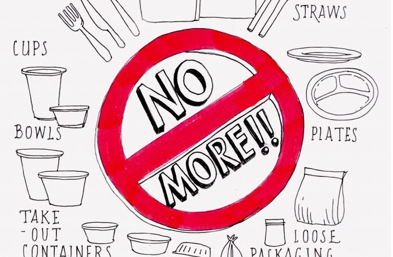 حظر المنتجات البلاستيكية في أستراليا