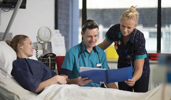 دراسة التمريض في استراليا