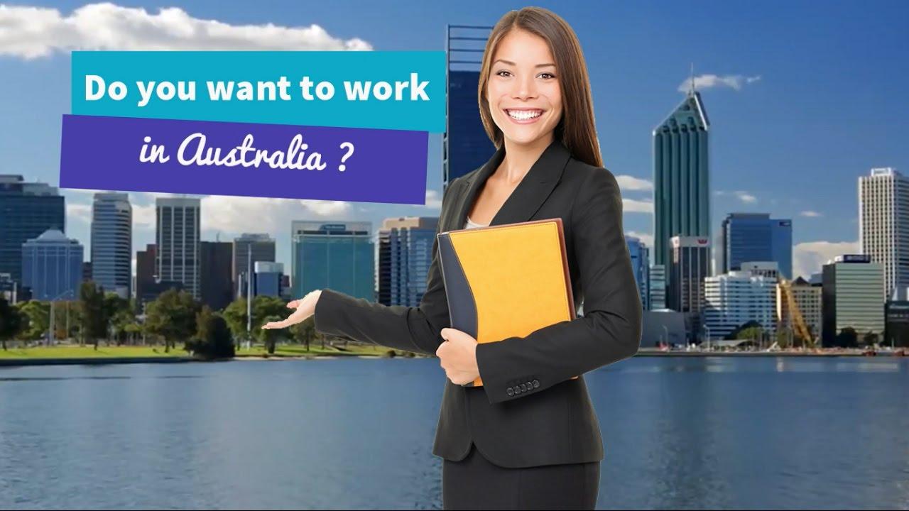 فيزا العمل استراليا