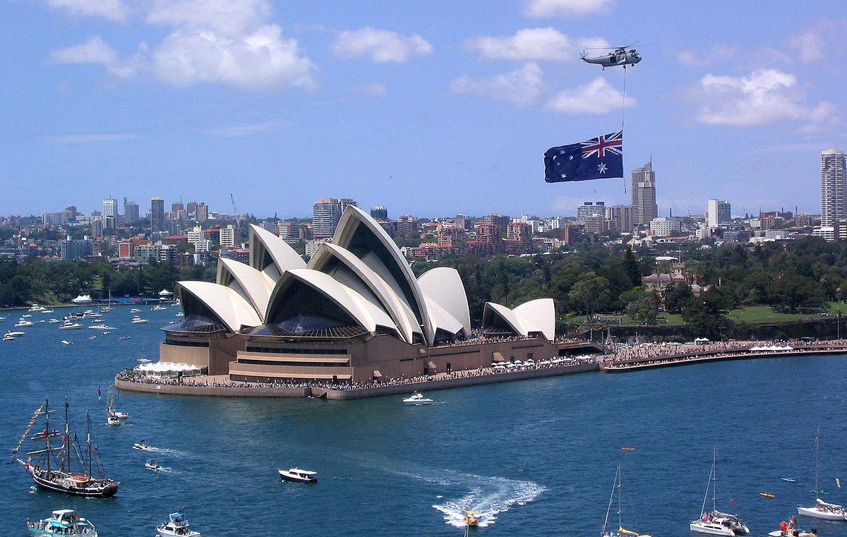 مدن استراليا بالصور