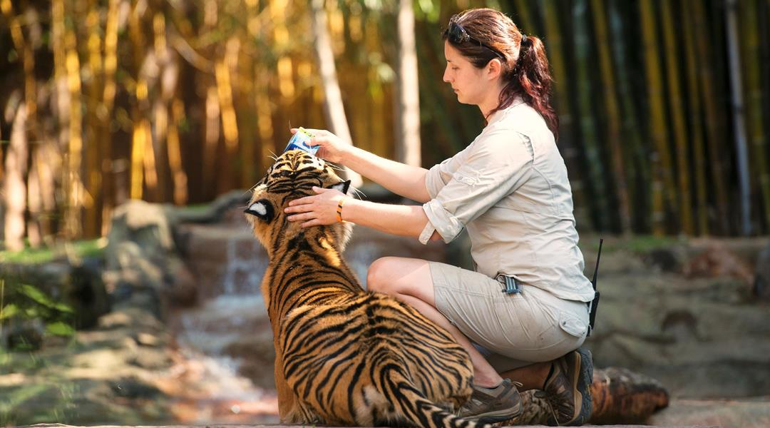 حدائق الحيوانات في استراليا