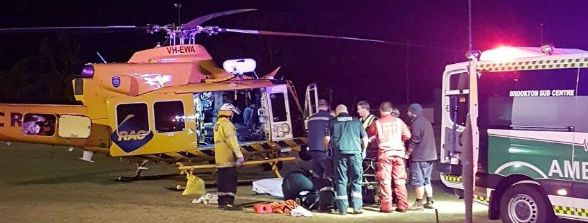 حادث سير في ملبورن والجاني هارب والشرطة تبحث تطلب المساعدة