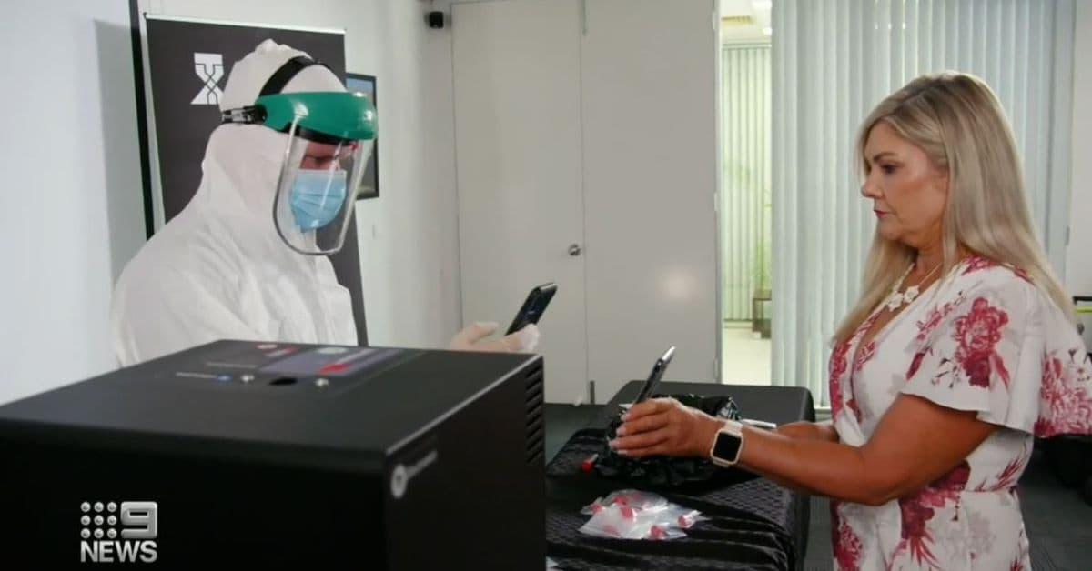 أستراليا على موعد مع استقبال أجهزة الكشف السريع عن فيروس كورونا
