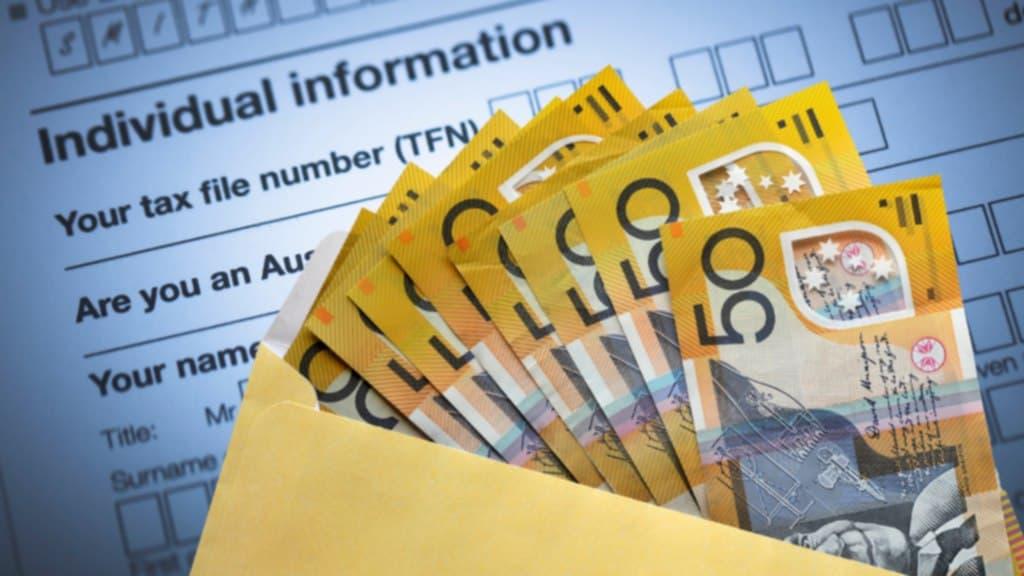 تمديد تعويض ضرائب الدخل المتوسط والمنخفض في أستراليا