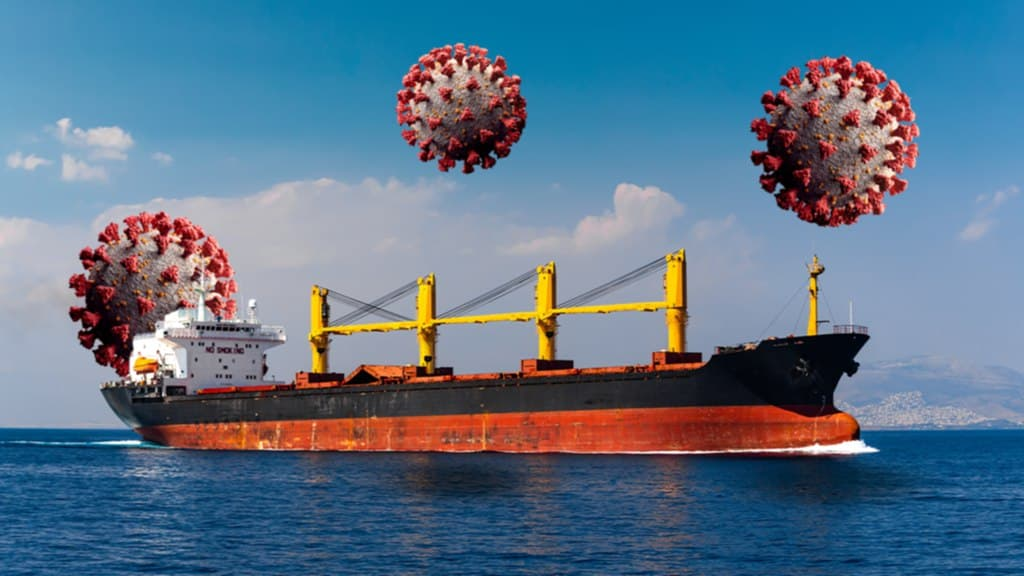 وفاة أحد أفراد طاقم سفينة شحن بعد أسابيع من رسوّها في سيدني تثير مخاوف كبيرة