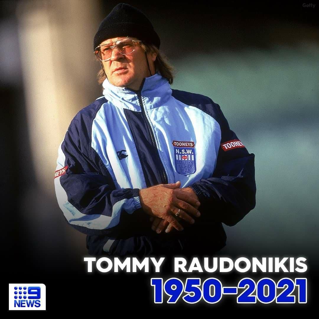 بعد صراع طويل مع السرطان..وفاة لاعب الرغبي الأسترالي تومي راودونيك