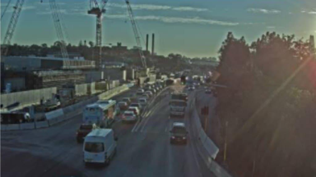 فوضى مرورية في سيدني بعد تغير مفاجئ في حركة المرور