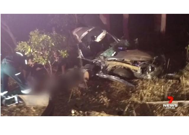 حادثة مأساوية: مقتل مراهقين وإصابة خمسة آخرين في حادث سير مروع في بيرث