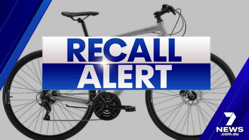 سحب دراجة هوائية من 99Bikes بسبب عيب يعرض ركابها للخطر