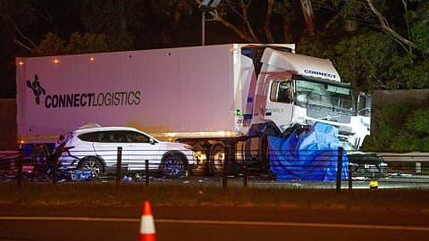 محاكمة سائق بتهمة قتل أربع ضباط شرطة في حادث سير مروع في ملبورن