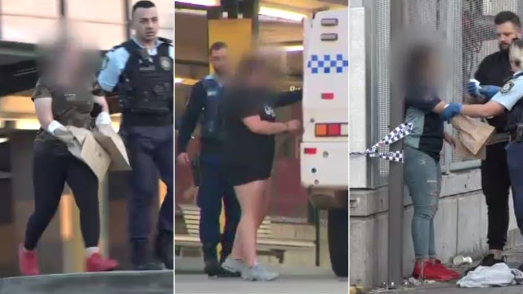 اتهام فتاة مراهقة بطعن أخرى أثناء شجار في محطة قطار ميريلاند