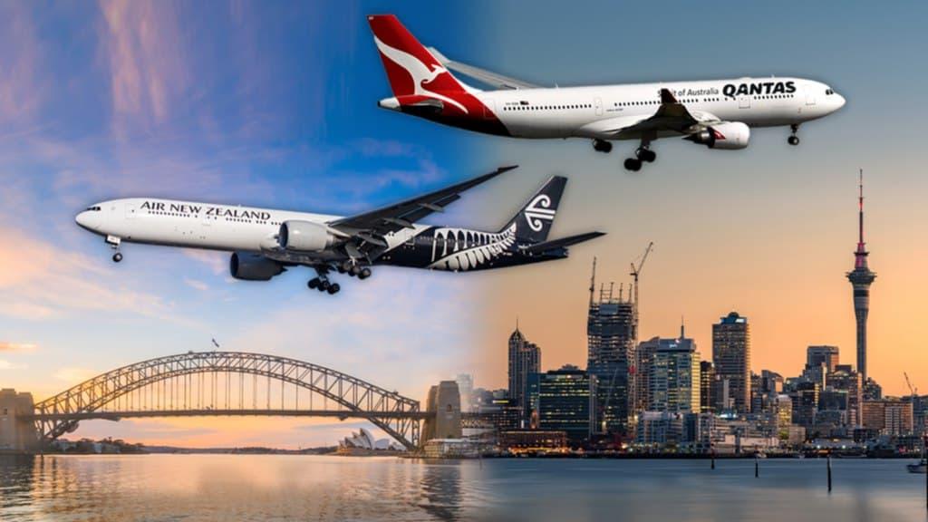 بعد أكثر من عام على الإغلاق..شركات الطيران تستعد لنقل المسافرين بين أستراليا ونيوزيلندا الليلة