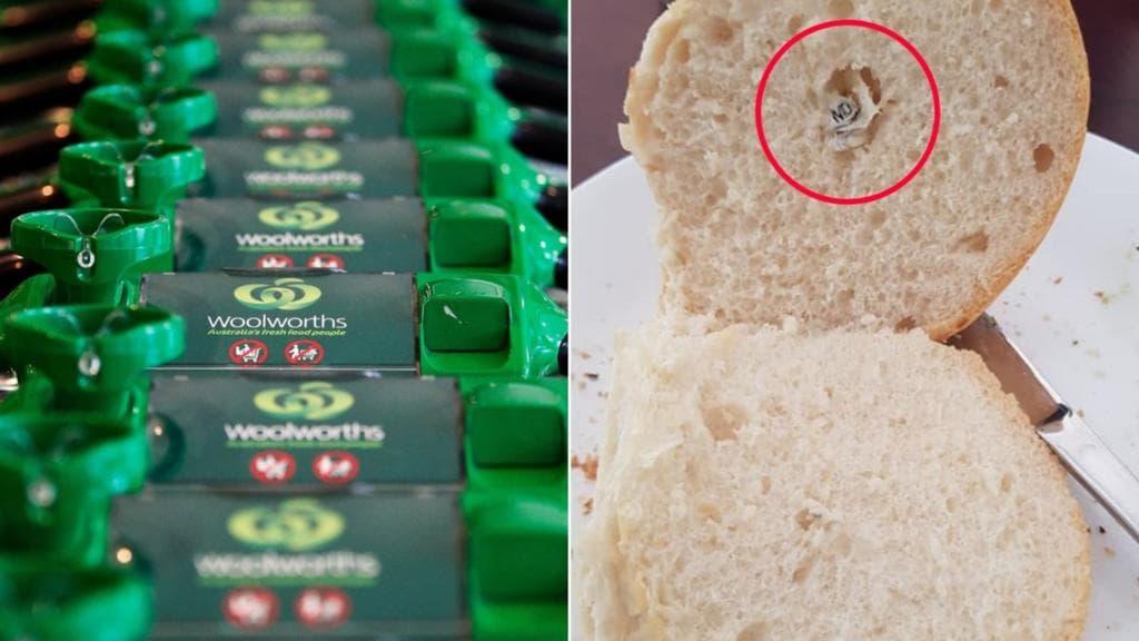 مفاجأة غير سارة: عميل يعثر على قصاصة ورق ضمن رغيف الخبز من Woolworths