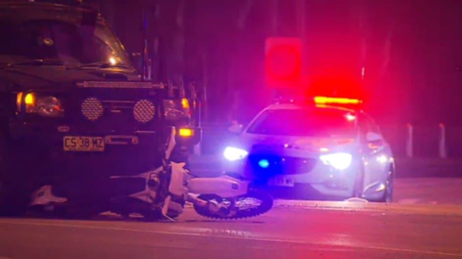 إصابة ضابط شرطة بجروح خطيرة أثناء مطاردة مشتبه به في نيوساوث ويلز