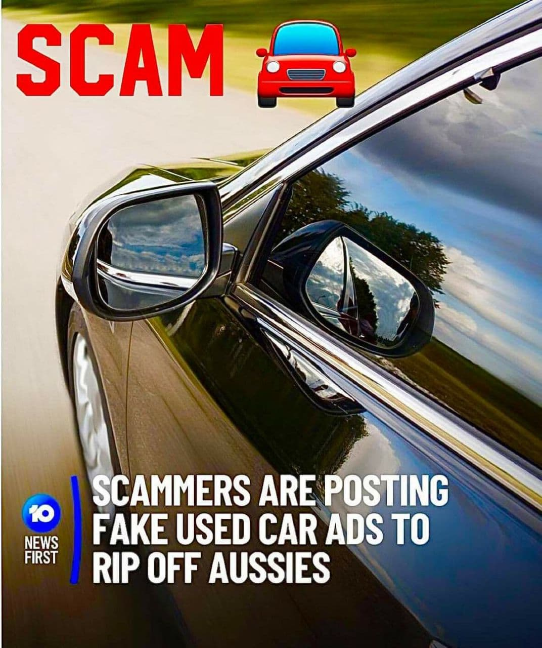 الأستراليون يقعون ضحايا إعلانات بيع سيارات مزورة على وسائل التواصل الاجتماعي