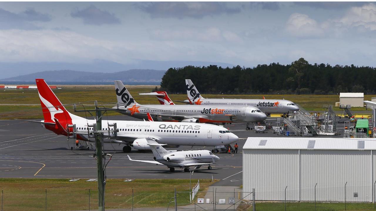 غرامة 774 دولاراً أسترالياً لرجل رفض ملء استمارات المعلومات في مطار هوبارت
