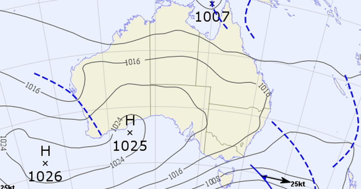 خبراء الطقس يحذرون الولايات الأسترالية من عواصف قوية جداً