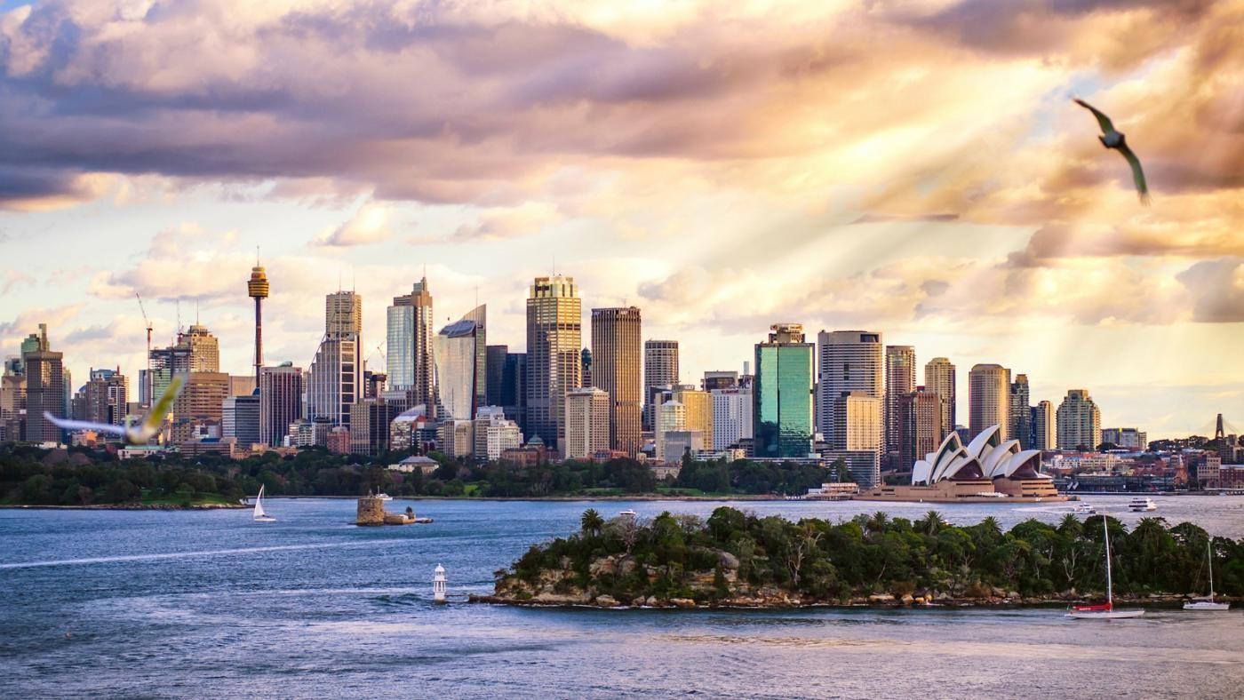 اكبر واقدم مدينة في استراليا