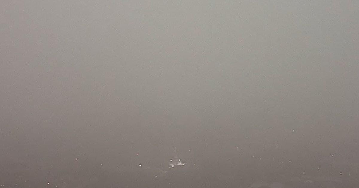 الضباب يخيم على بريسبان لليوم الثاني على التوالي