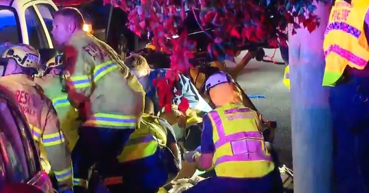 اتهام امرأة بدهس ابنتها وسحبها تحت السيارة لمسافة 100 متر في سيدني