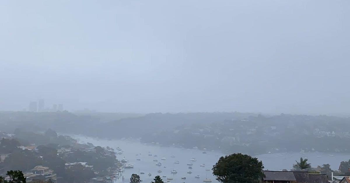 انخفاض درجات الحرارة إلى أرقام قياسية جنوب شرق أستراليا