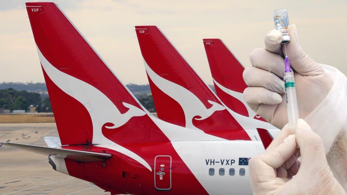 شركة طيران Qantas تعلن عن رحلات غير محدودة لكل من حصل على لقاح كورونا