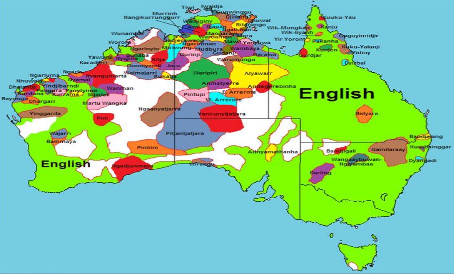 لغة استراليا 2021