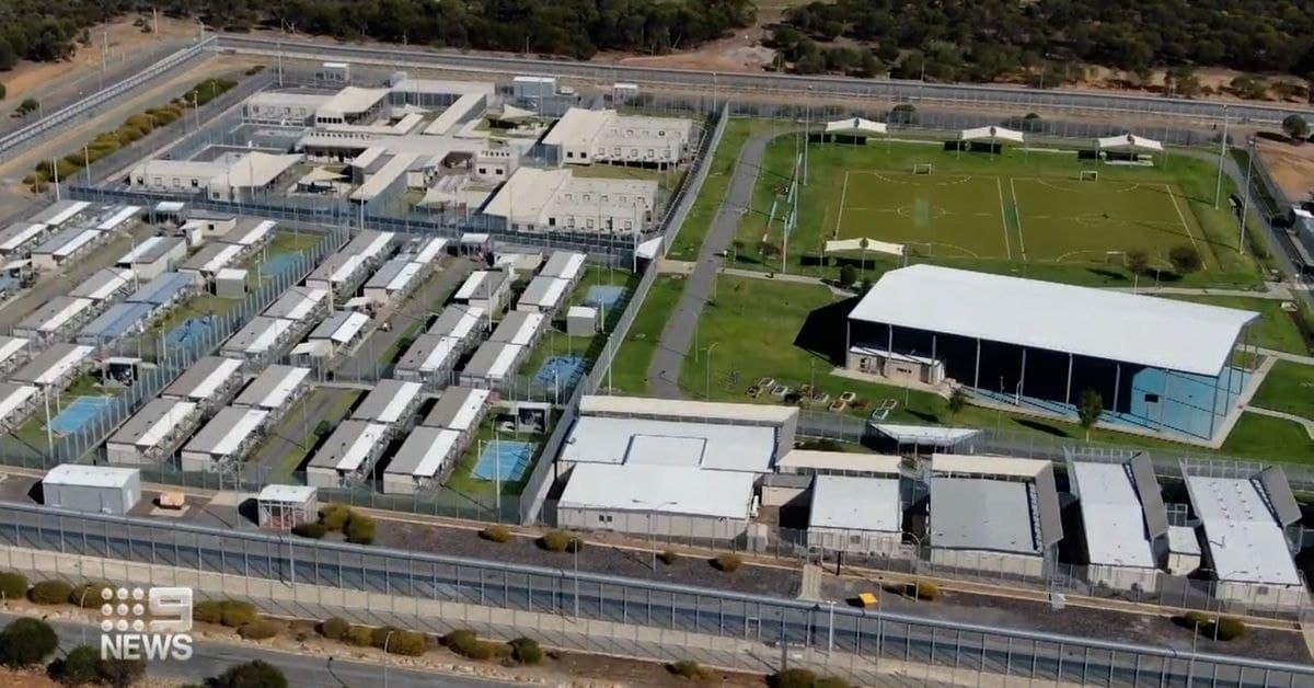 اكتشاف نفق هروب في مركز احتجاز المهاجرين بغرب أستراليا
