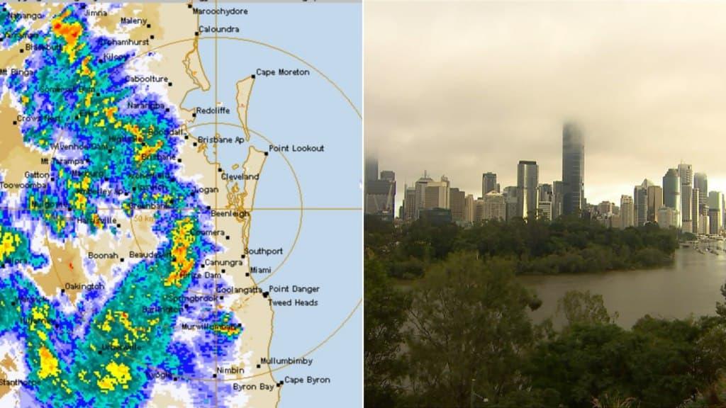 عواصف أواخر الخريف تجلب أمطاراً غزيرة إلى كوينزلاند
