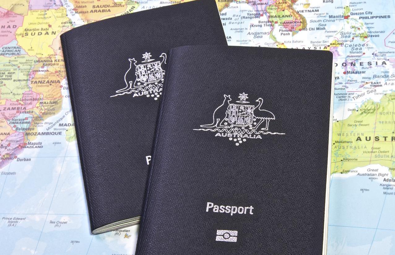 يتميز الجواز الاسترالي بصورة