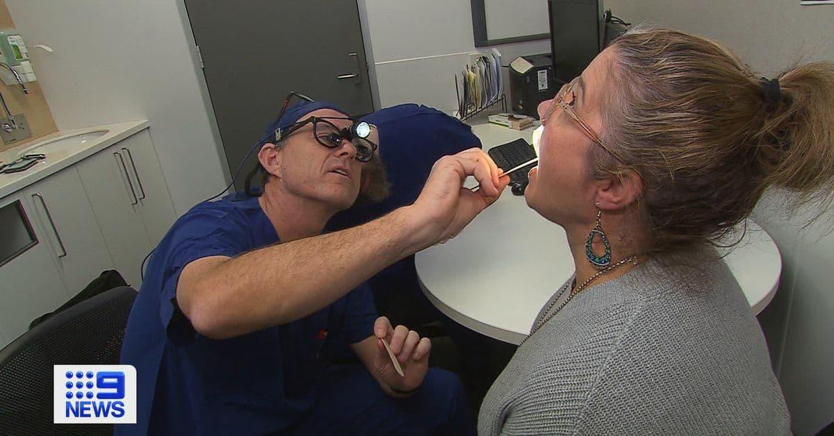 إصابة المزيد من النساء بسرطان الفم في أستراليا