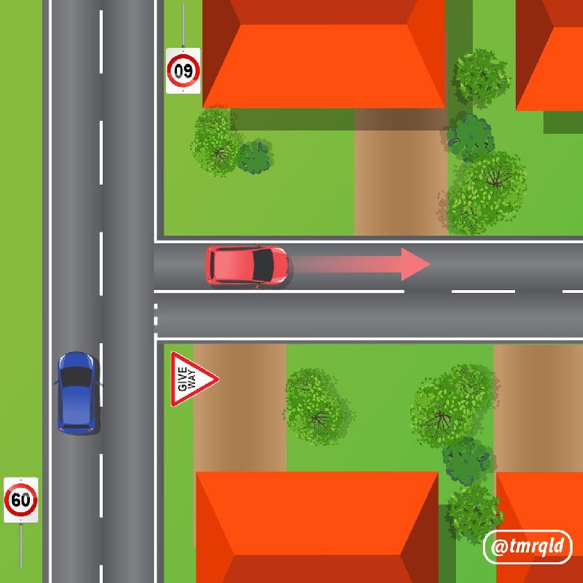 وزارة النقل عبر فيسبوك: هل تعلم حدود السرعة في شوارع كوينزلاند؟