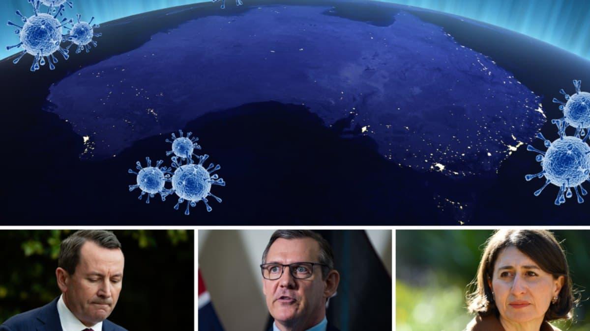 الجميع في خطر..تفشي فيروس كورونا في ثلاث ولايات أسترالية والسلطات تعقد اجتماعاً طارئاً