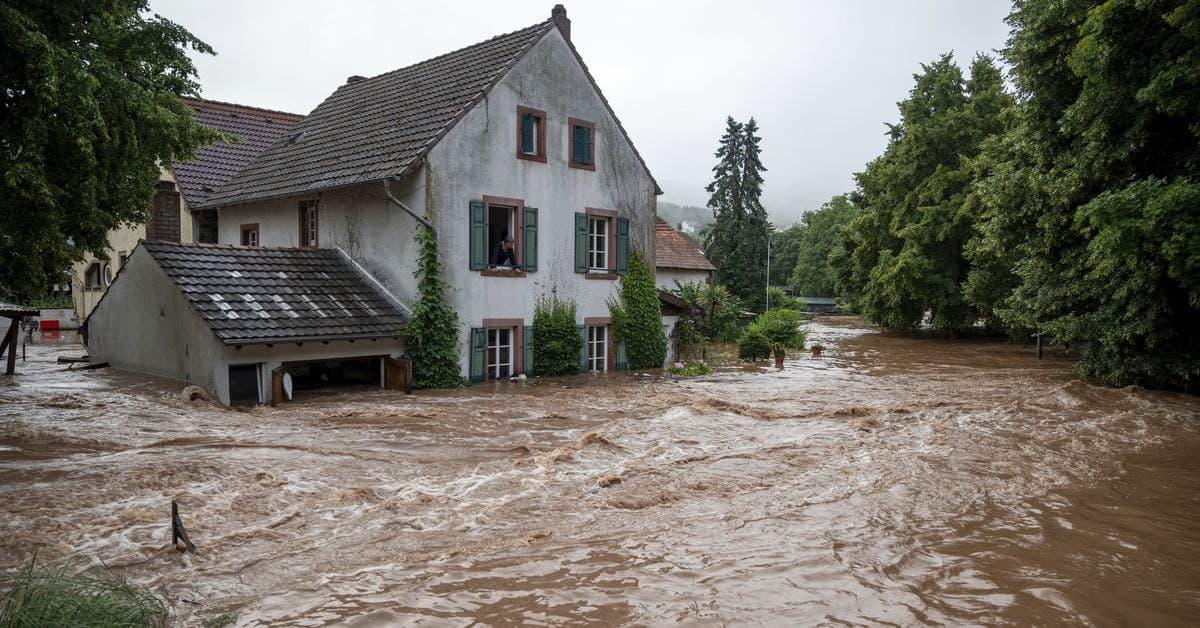 30 قتيلا وعشرات المفقودين في فيضانات مفاجئة في ألمانيا
